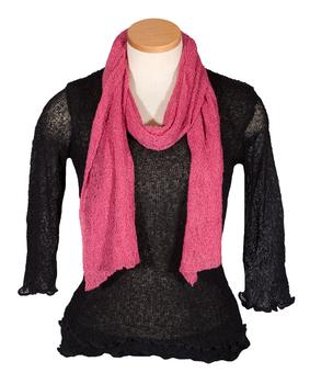 Image Knit Scarves