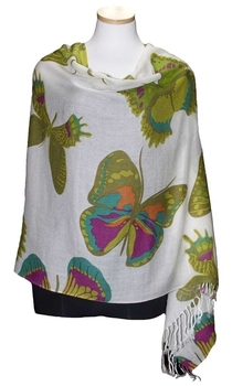 Image Butterfly Shawl - VSP02