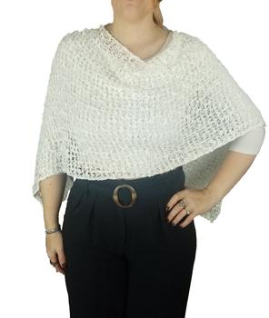 Image Popcorn Crochet Knit