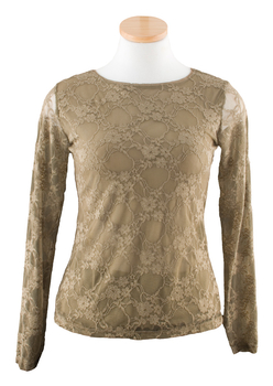 Image Lace Tops