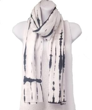 Image Tie dye black/white