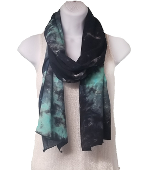 Image Tie Dye teal