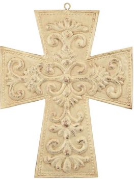 Image Embossed Cross