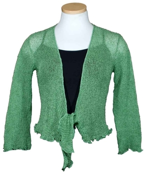 Image Tissue Knit Shrug - RUS