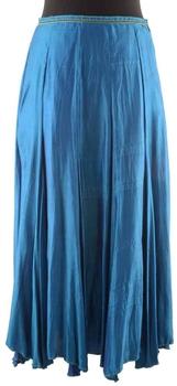 Image Silk Gored Skirt - VXN