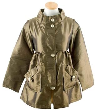 Image Taffeta Zipper Jacket - VAM