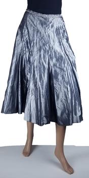 Image Taffeta Gored Full Skirt - VXN