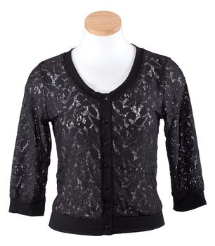 Image Short Lace Jacket - VFH