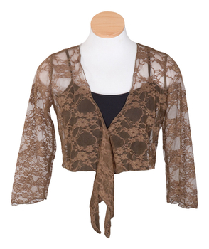 Image Lace Shrug - VUS