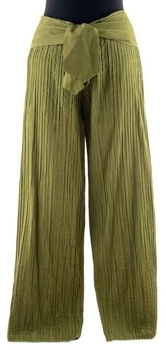 Image Cotton Wide Leg Pant - RC