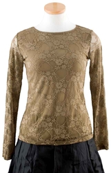 Lace tops reduced
